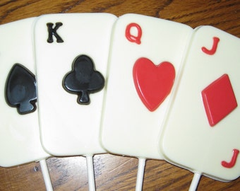 Playing Card Pops