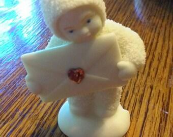 Snow Baby Figurine