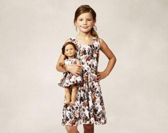 Mini & Me Puppy Love Dress
