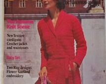 Stitchcraft magazine October 1970 edition