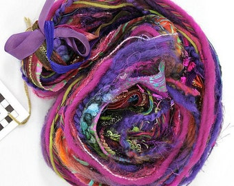 Purple Passion - Purple & Pink Fiber Bundle