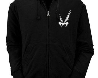 VampireFreaks Logo Zipper Hoodie