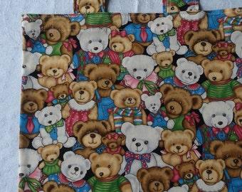 Teddy Bears Tote Bag