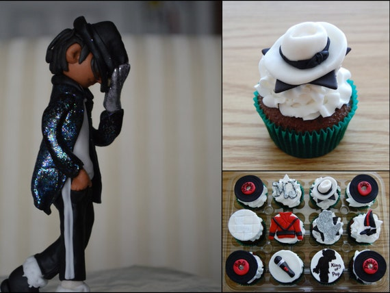 Edible Cake Decorations At Michaels : Ultimate Music Theme Michael Jackson Cake and
