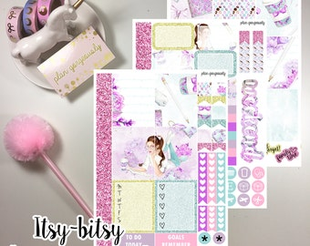 "Personal Sticker Kit - ""Planner Love"" - Personal Planner Stickers"