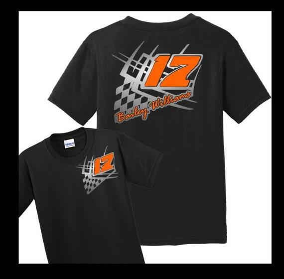 Design Your Own Racing Shirt