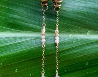 Nirvana drop earrings