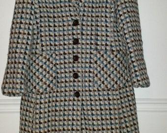 Winter coat Vintage 1950-1960