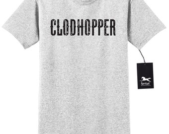 Terms of Endearment- Clodhopper    fun-ironic-archaic-proud-country Grapes of Wrath  t shirt