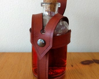 Potion Bottle with Holder