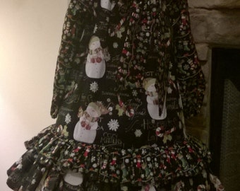 Emmaline Christmas Dress
