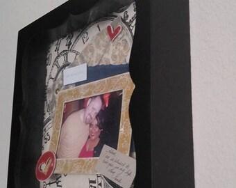 Custom Shadow Box Collage