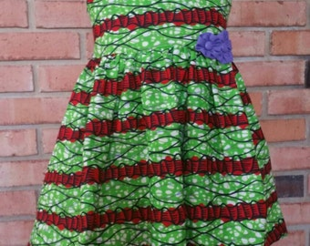 maxi dress 4th of july kd
