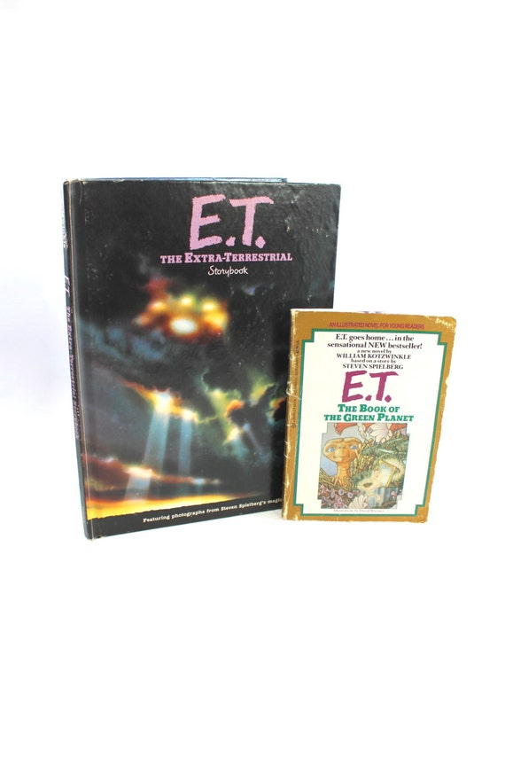 et the book of the green planet pdf