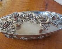 Mid-Century GODINGER Jewelry box/ VINTAGE Coffre à bijoux