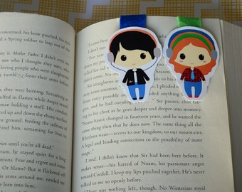 Eleanor and park magnetic bookmark