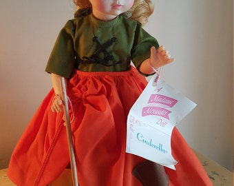 """Vintage Cinderella by Madame Alexander 1980""""s"""