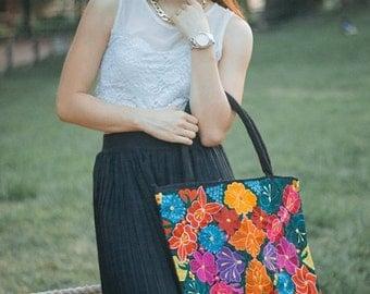 Isabella Embroidered Bag