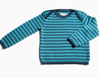 Cora knit sweater in Merino Wool