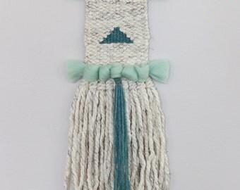 Mini Mint Weaving-EarthenJOY collaboration