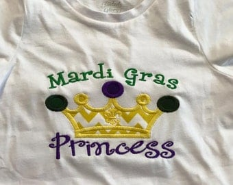 Mardi Gras Princess