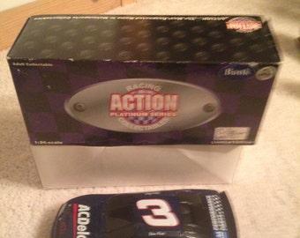 Action platinum series AC Delco collectible race car bank