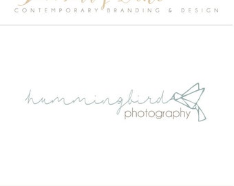 Custom Photography Branding Package - Custom Logo Design - Business Logo - Custom Branding