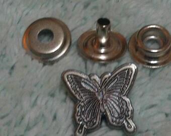 Line 24 Butterfly Snap Cap