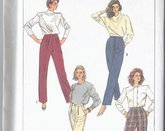 Simpliciy 7664 Pants Pattern (size 16)