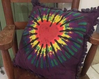 The rag Tshirt or memory pillow