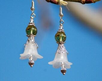 Earrings * Corydalis *