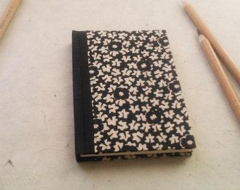 Antje - Notebook / Sketchbook / Diary, handmade
