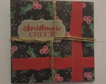 Handmade Christmas Variety Card Pack