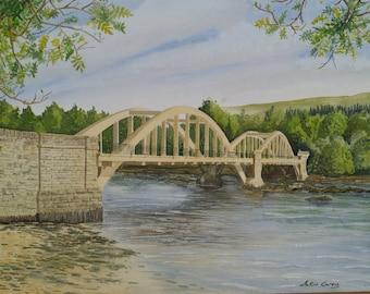 Our lady bridge, Kenmare.