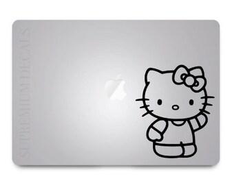 Hello Kitty decal, Hello Kitty sticker