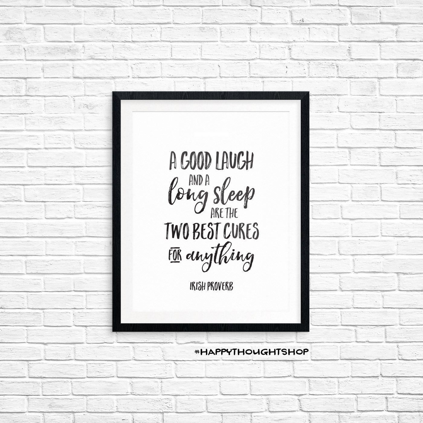 City Of Ember Quotes And Page Number: Printable Art Inspirational Quote A Good Laugh And A Long