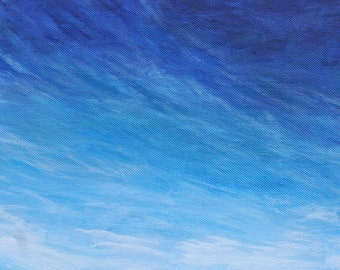 Water and Sky Painting 3