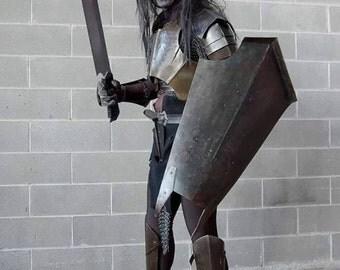 Uruk-Hai sword from the Lord of the Rings: Uruk-hai Sword