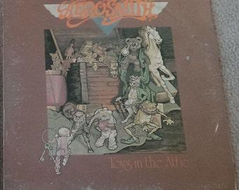 Aerosmith - Toys In The Attic / Dream On - PC 33479/PC 32005 - 1975/1976