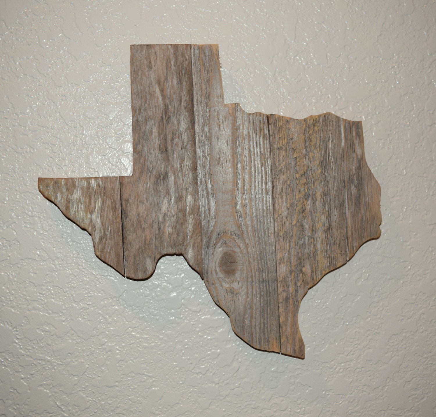 texas state reclaimed wooden cutout texas decor wooden