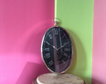 Extra large  size  Pocket Watch Wall Clock , giant big size pocket watch for home decoration