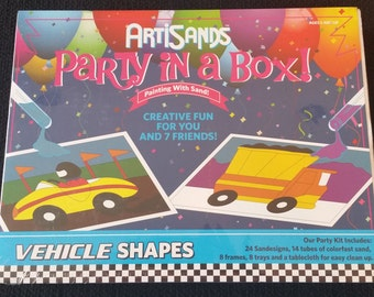 Vehicle Party In A Box