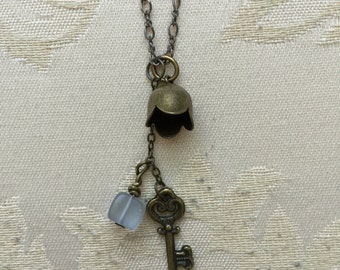 Dangling Charm Necklace