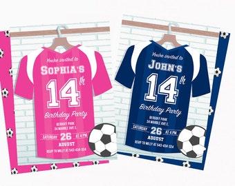 Soccer birthday invitation, soccer birthday, soccer invites, soccer invitations, soccer birthday invitations, soccer party, soccer birthday
