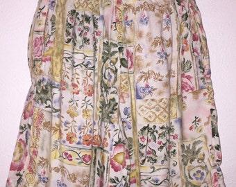 80s Capacity Flowy High Waist Shorts