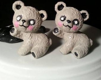 Twin Living Dead Bears