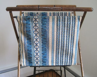 Folding Knitting, Crocheting, Sewing, Basket, Storage, Vintage