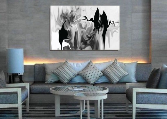 extra large prints black and white wall art living room. Black Bedroom Furniture Sets. Home Design Ideas