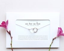 Wedding Gift For Future Brother In Law : Sister-In-Law For Brothers Fiancee / Future Bride Sterling Silver ...