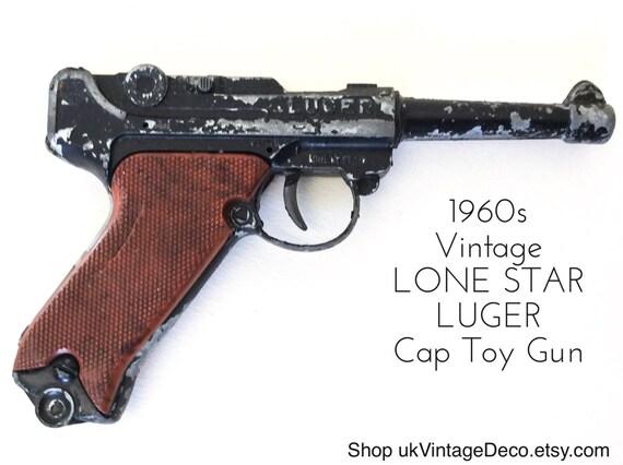 Vintage german toy guns